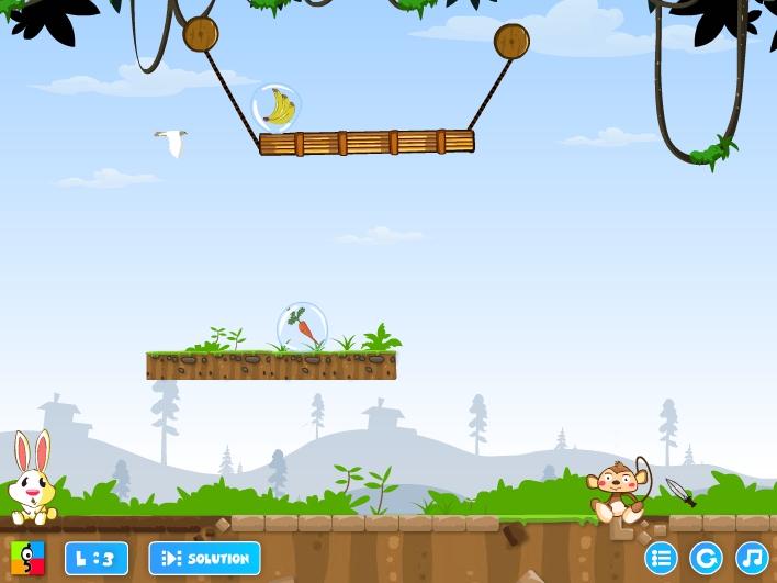 Игра Fodder онлайн