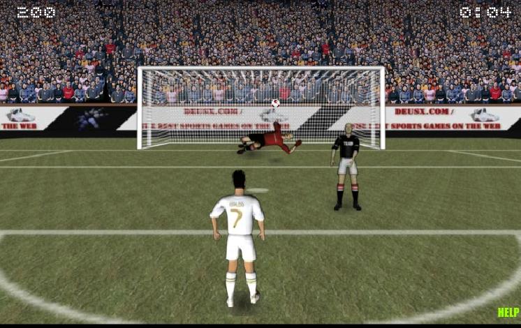 Игра Football Champions онлайн