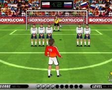 Игра Football Kicks онлайн