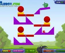 Игра Friendly Wormholes онлайн