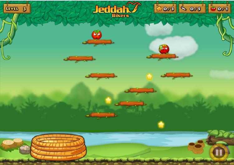 Игра Fruity Annie онлайн