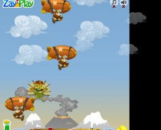 Игра Goblin Flying Machine онлайн