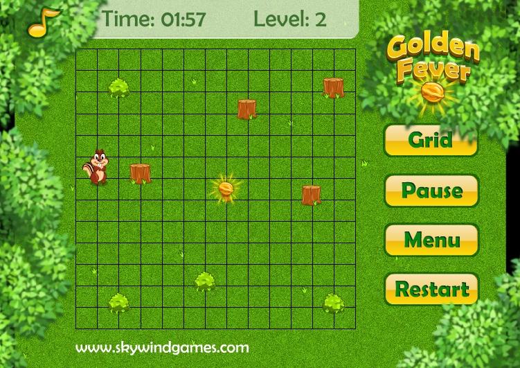 Игра Орешек онлайн