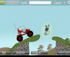 Игра Golf Cart Challenge онлайн
