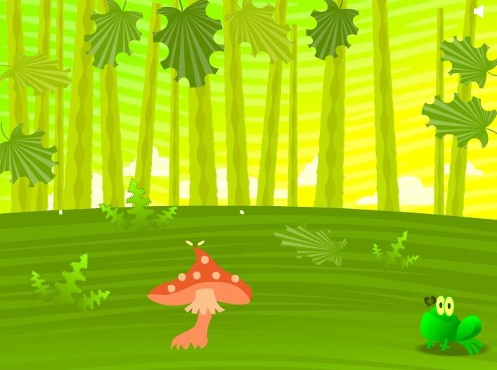 Игра Green Love онлайн