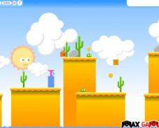 Игра Gum Drop Hop 3 онлайн