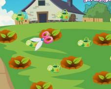 Игра Happy Gardener онлайн