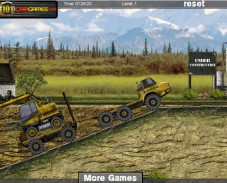 Игра Heavy Machines онлайн