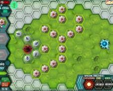Игра Hexagon Planet TD онлайн