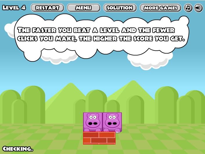 Игра Hippos vs Rhinos онлайн