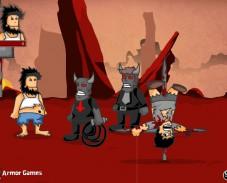 Игра Hobo 6 HELL онлайн