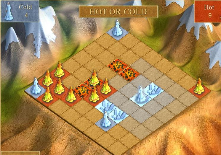 Игра Hot or Cold онлайн