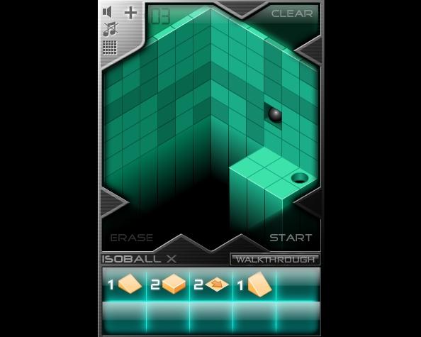 Игра Isoball X1 онлайн
