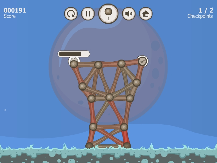Игра Jelly Tower Planets онлайн