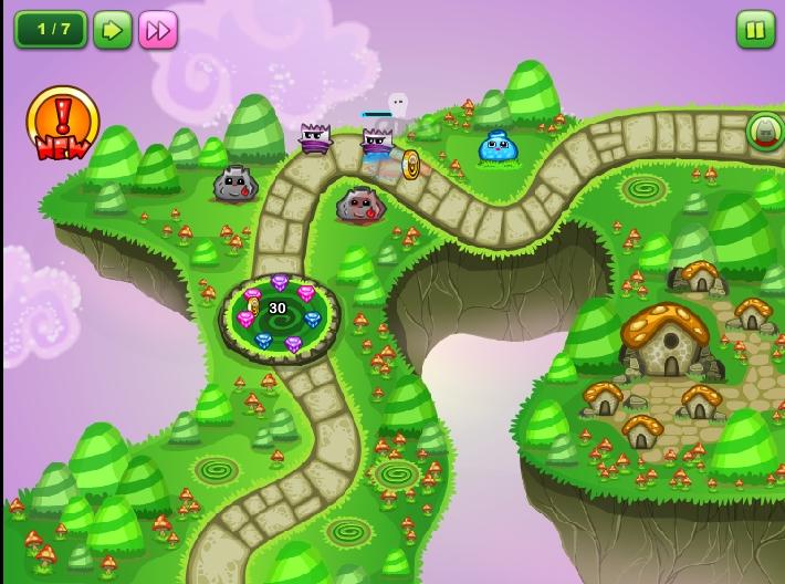 Игра Keeper of the Grove онлайн