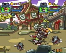 Игра Kung Fu Rabbit онлайн