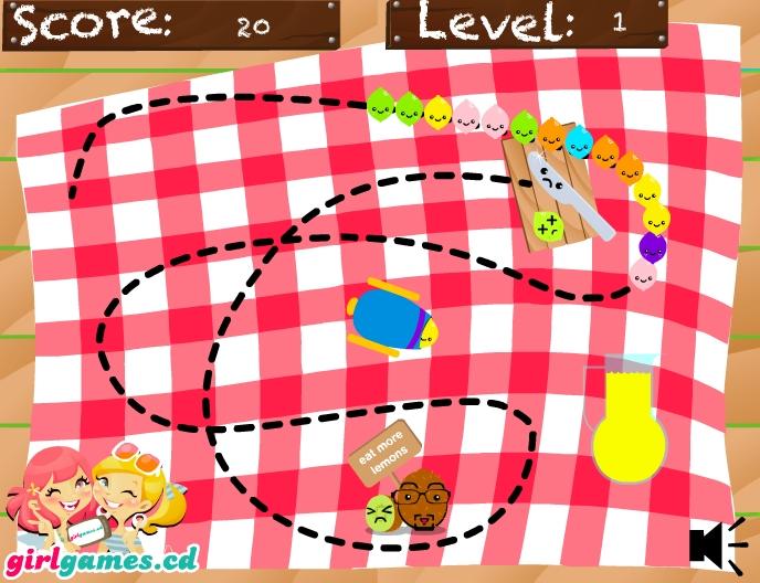 Игра Lemonade Madness онлайн