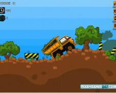 Игра Mad Mine Truck онлайн