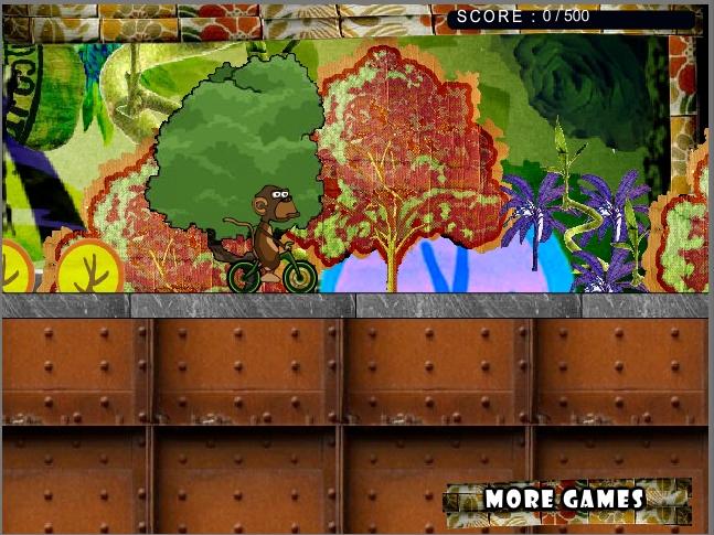 Игра Mad Monkey Mike онлайн
