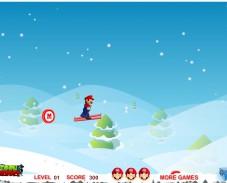 Игра Mario Ice Skating 2 онлайн
