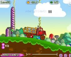 Игра Mario Mining Truck онлайн