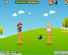 Игра Mario TNT онлайн