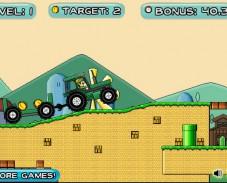 Игра Mario Tractor 2 онлайн