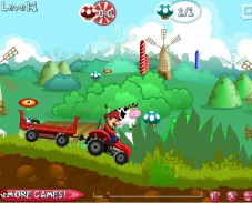 Игра Mario's Mushroom Farm онлайн