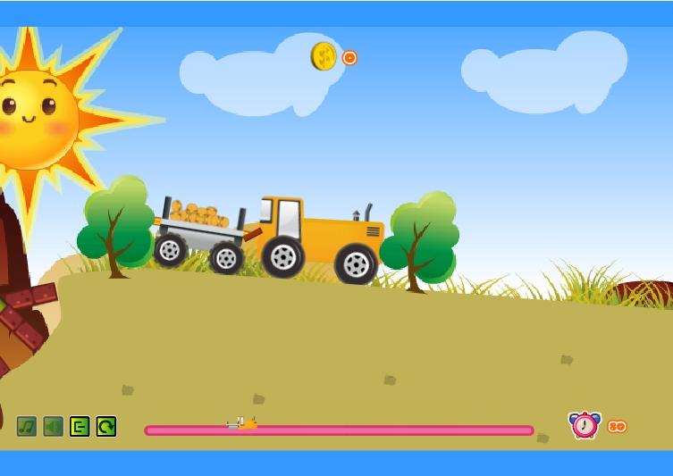 Игра Market Truck 2 онлайн