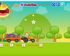 Игра Market Truck онлайн