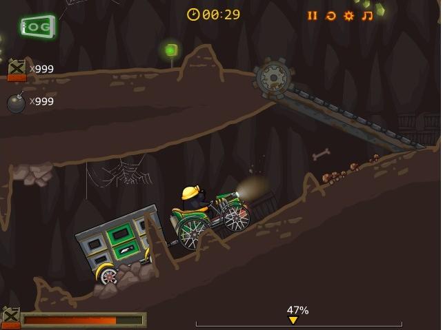 Игра Material Mole 3 онлайн