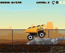 Игра Mega Truck онлайн