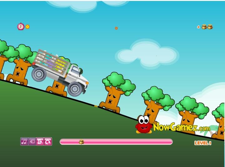 Игра Money Truck онлайн