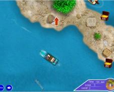 Игра Motor Boat Parking онлайн