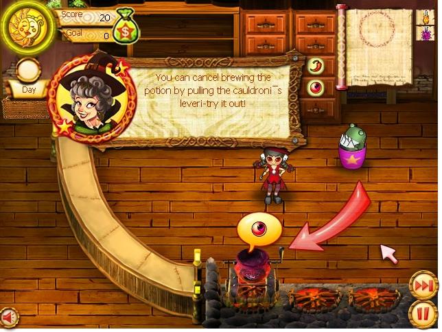 Игра Mystic Emporium онлайн