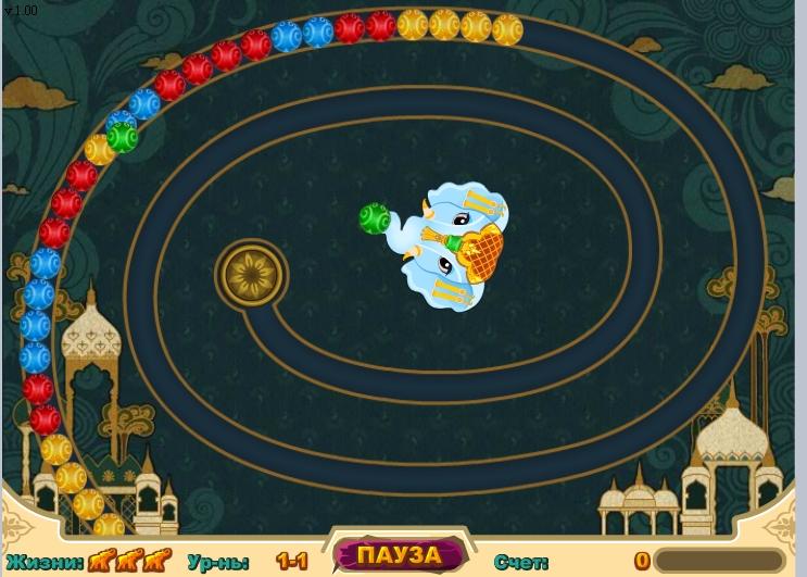 Игра Mystic India Pop онлайн