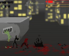 Игра Ninjotic Mayhem онлайн