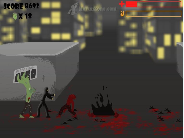 Игра Ninjotic Mayhem онлайн
