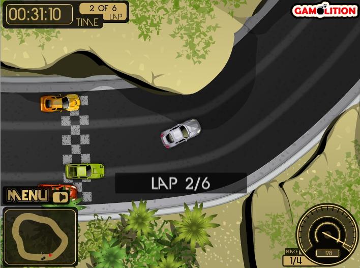 Игра Nissan Racing Challenge онлайн