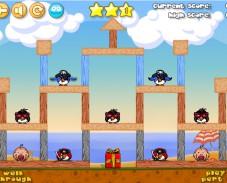 Игра Penguin Slice part 2 онлайн
