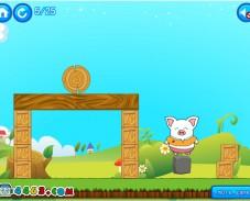 Игра Piggy Landing онлайн