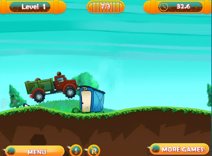 Игра Poo Dumper онлайн