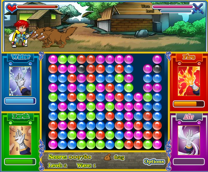 Игра Puzzle Prince онлайн