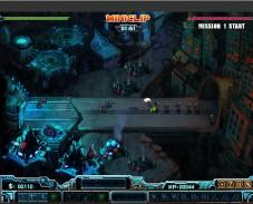 Игра Robots vs. Zombies онлайн