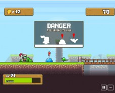 Игра Running Warrior онлайн