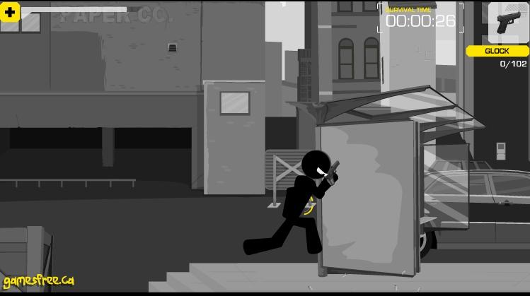 Игра Sift Heads Assault онлайн