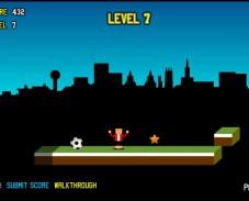 Игра Soccer Jump онлайн