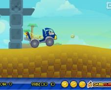 Игра Sonic Truck 2 онлайн