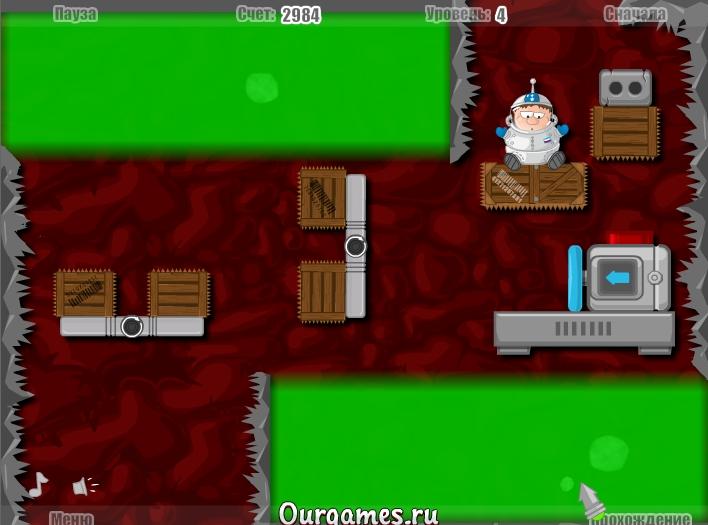 Игра Spaceman Max онлайн