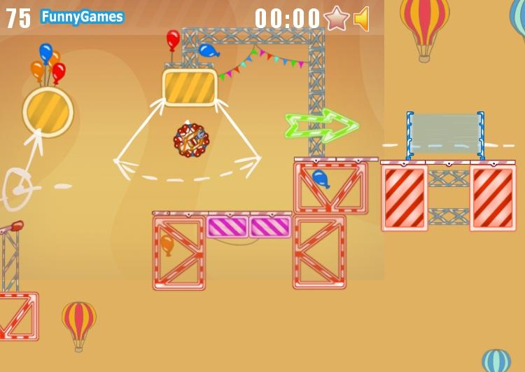 Игра Spider Sphere онлайн